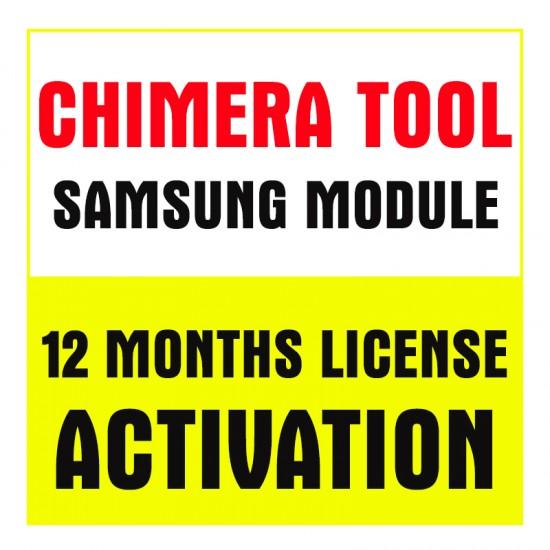 Chimera Tool Samsung Module 12 Months License Activation