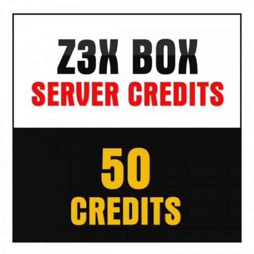 Z3x Unlock Credits Pack 50 Pack