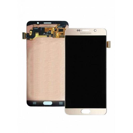 شاشة اصلية LCD بديلة لهواتف سامسونج نوت 5